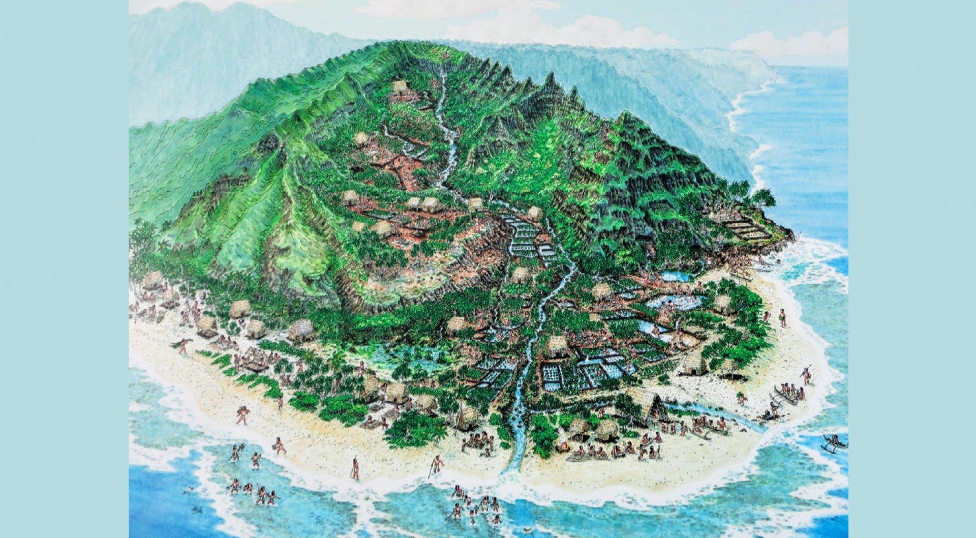 Ahupua'a: 夏威夷永續的土地實踐