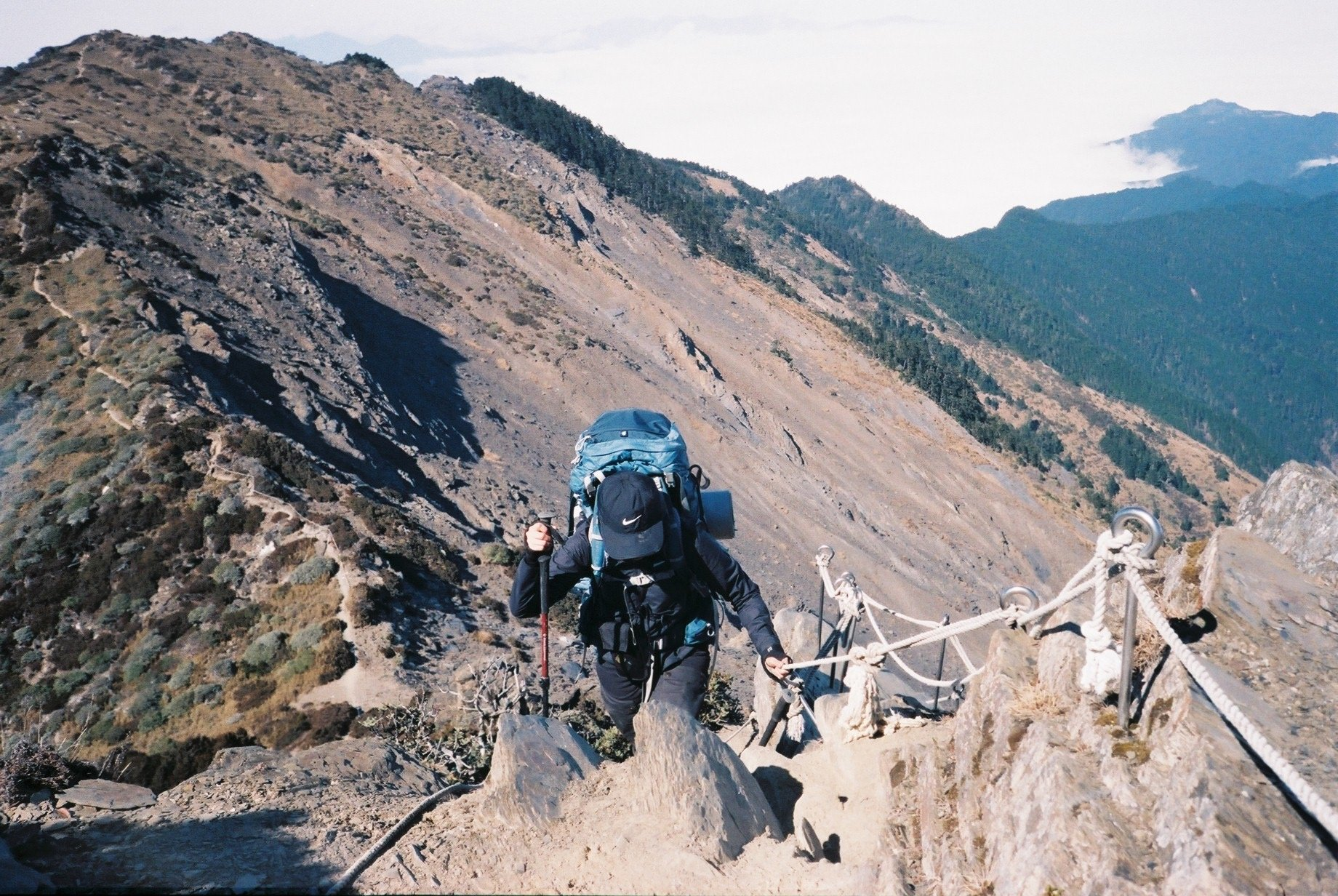 登上南湖大山:爾後的攀登 都是因為愛