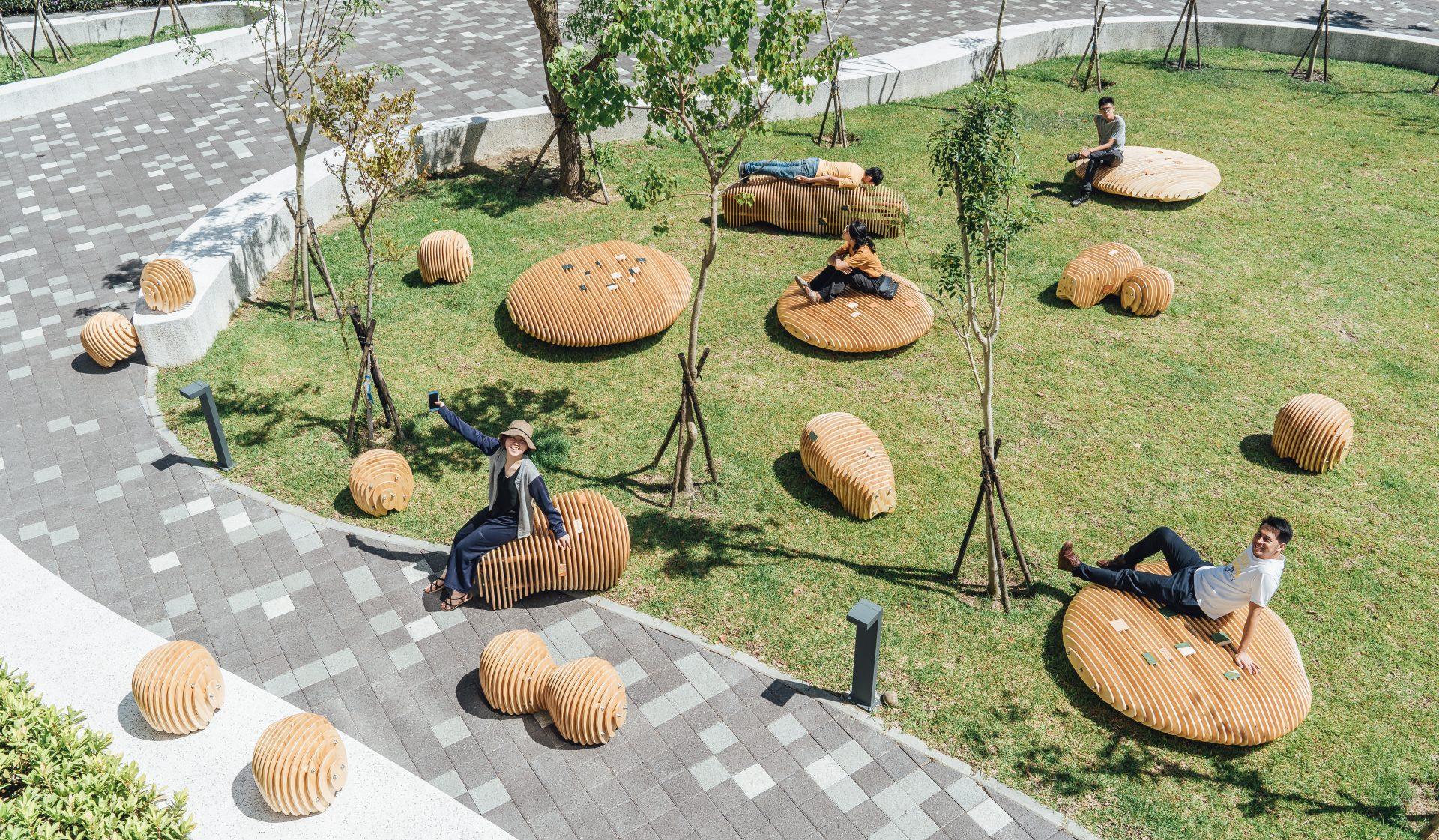 以藝術參與開啟家常對話 建立共居住宅裡的關係新美學:好伴社計/臺中市社會住宅公共藝術計畫