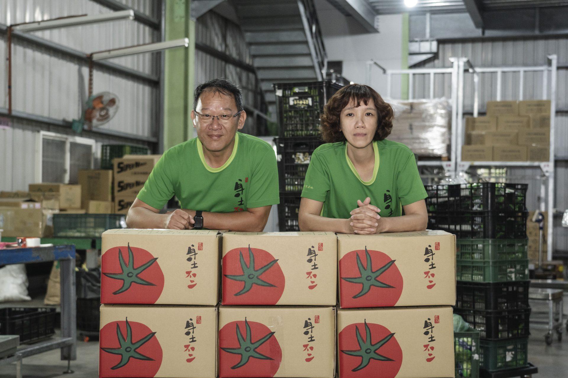 以「良」為本 小包裝廠「熬」出千萬業績:農緯果菜