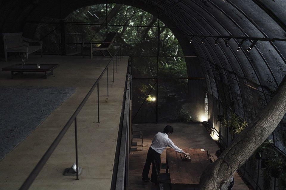 都市邊陲的五感實驗室 在自然與人文的交界 探索未來生活的可能樣貌:少少 原始感覺研究室