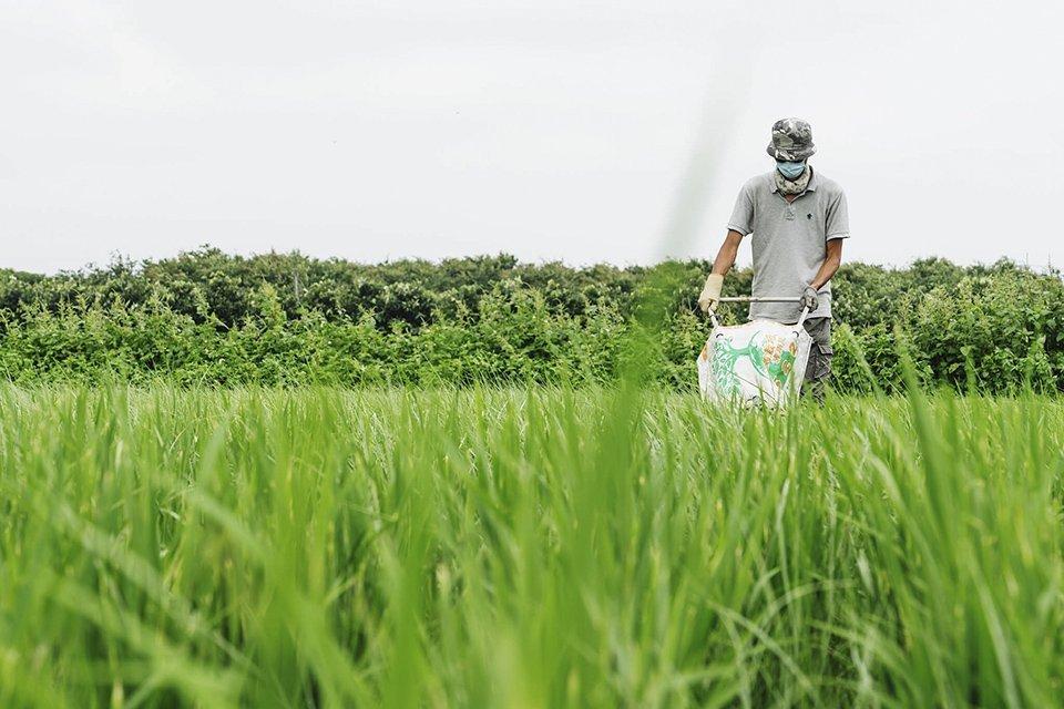 農耕 土地 生活 紀錄片導演的有機夢: 中台灣農用基地
