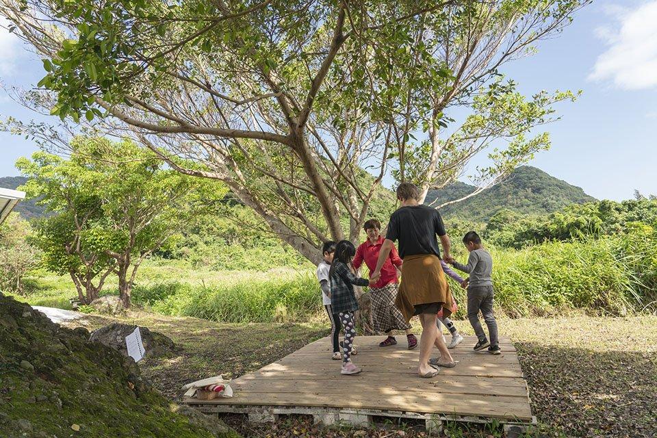 wawa(孩子),認得你部落的四季,用族語跟老人家們說話吧 :Tamorak(南瓜)全阿美語共學園