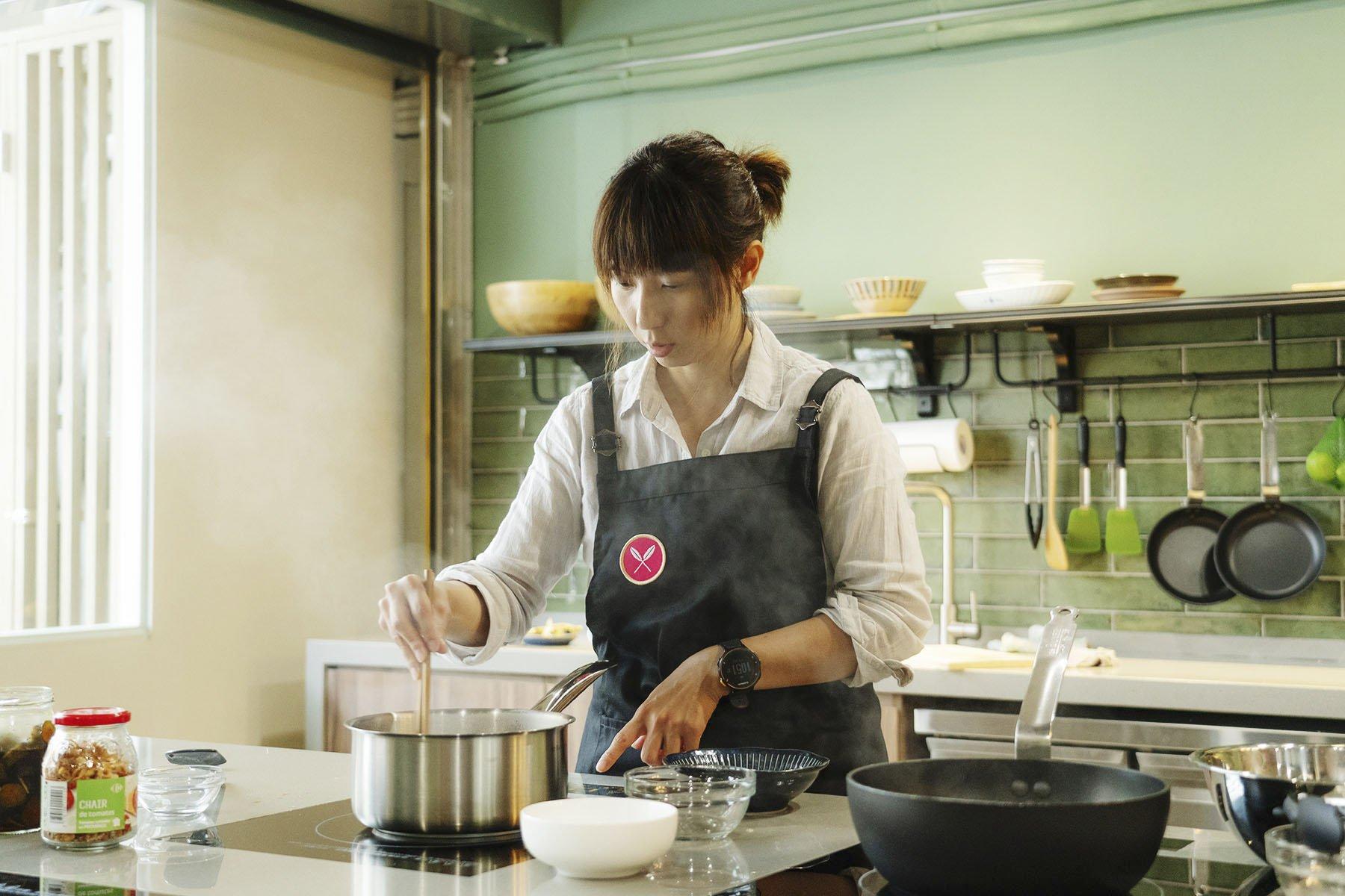 酸女孩:有一種簡單幸福,是吃著當季新鮮料理,滋養我們與愛的人