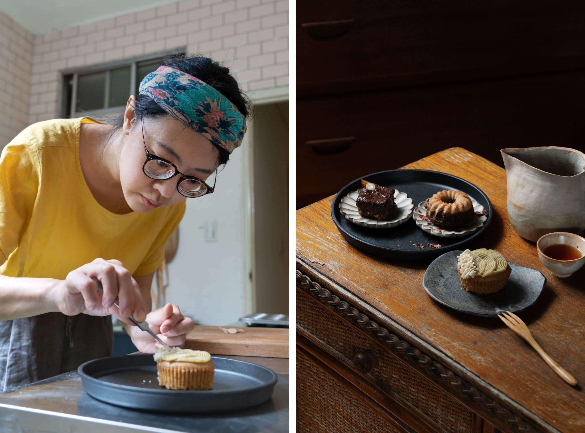 珍惜來自土地的美味 剩食甜點喚醒人們對食物的知覺: 扌合生態廚房