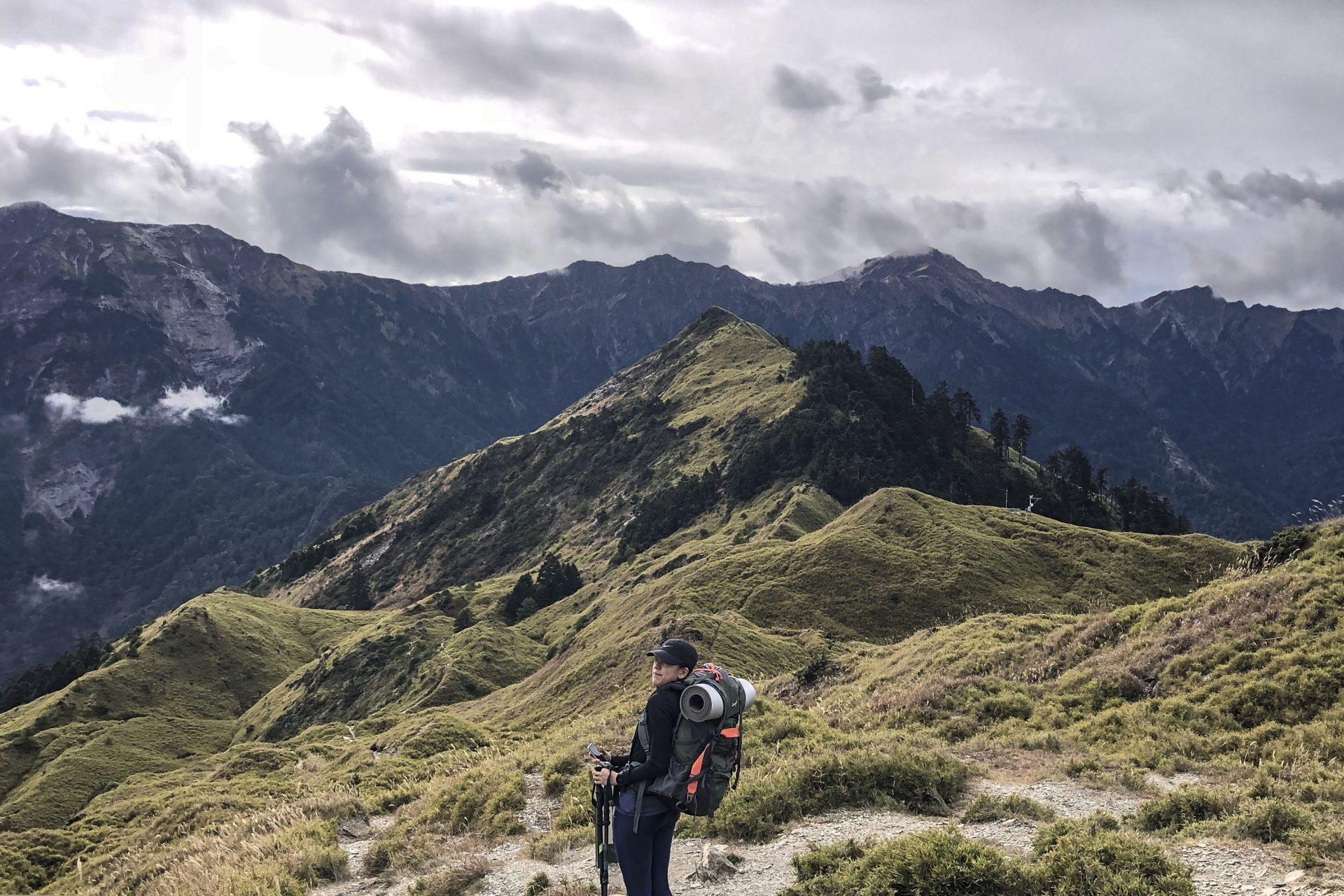 初登百岳:不疾不徐,沒有要去哪裡,只想在山裡