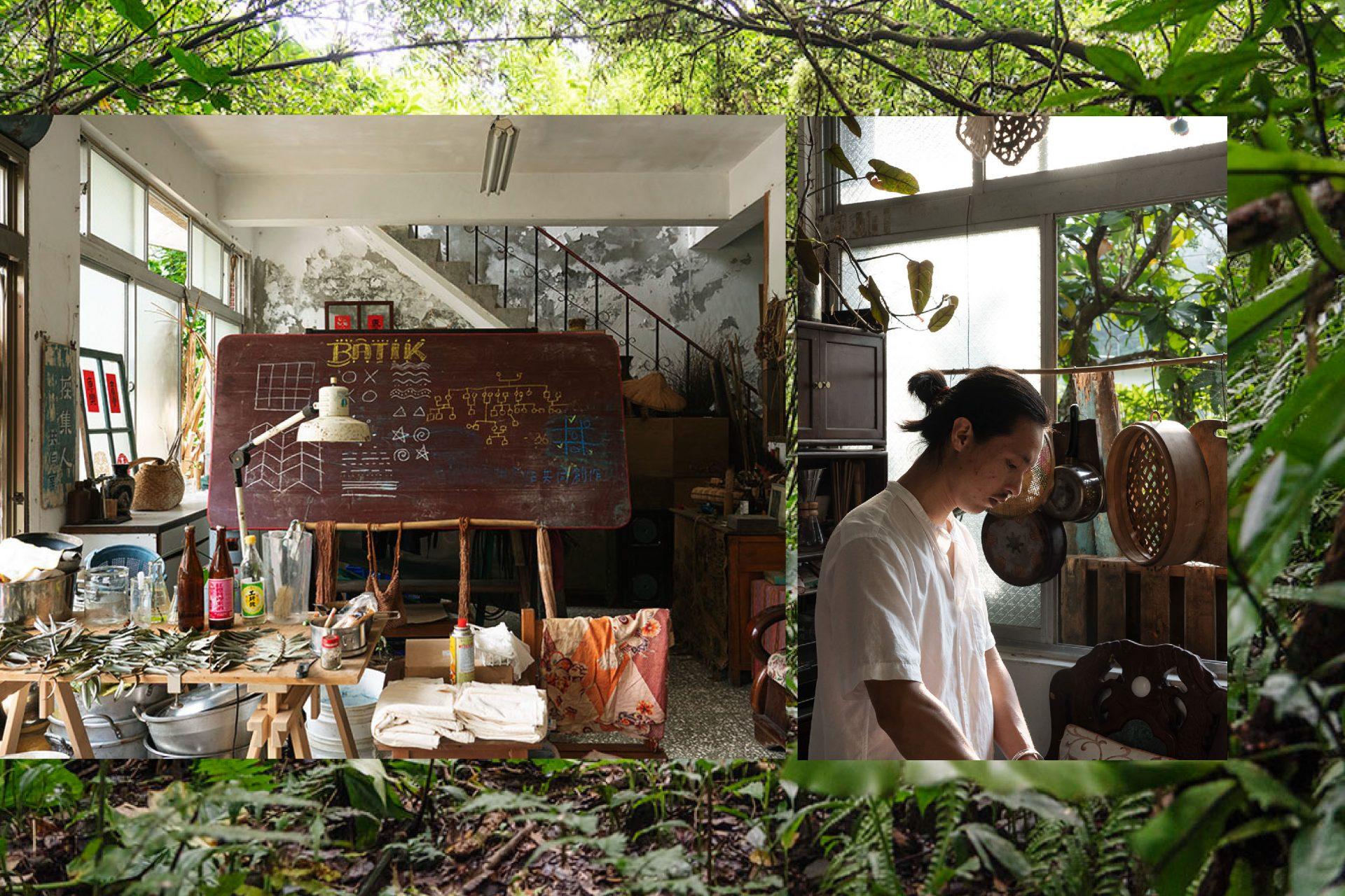採集深藏山林和老街的文化 共作坪林生活: 採集人共作室/坪林故事採集