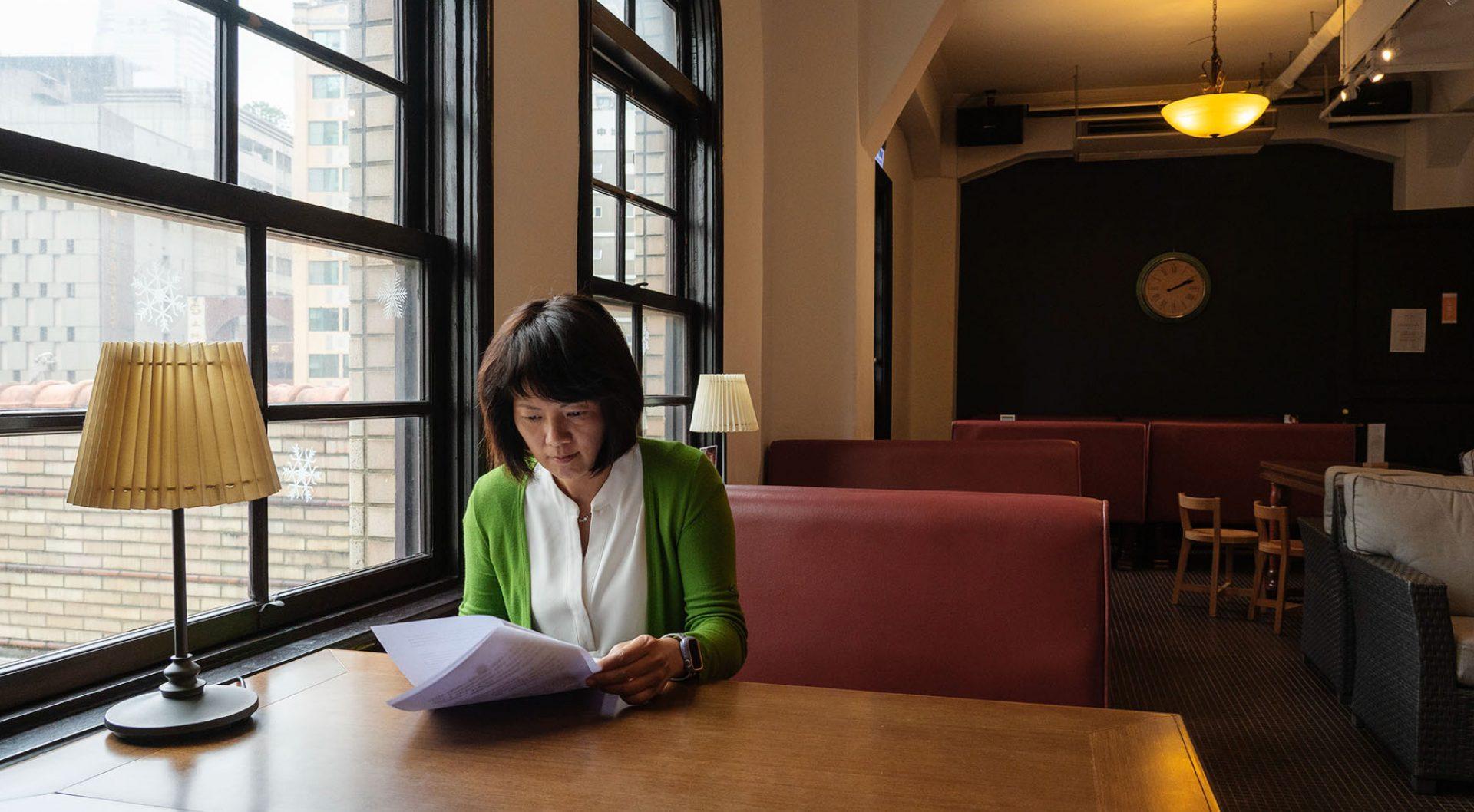 「 家庭平穏是⼀個安定社會的⼒量,我希望⼤家看⾒這個⼒量。」— 專訪王瑩凌 Lillian:⼆度就業,難的是如何平衡職場與家庭